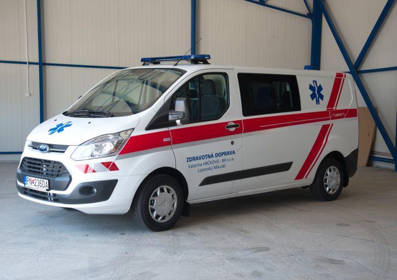 Dopravná zdravotná služba