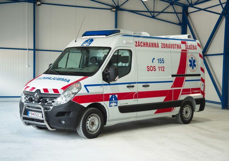 Rýchla zdravotná pomoc (RZP) Rýchla lekárska pomoc (RLP)