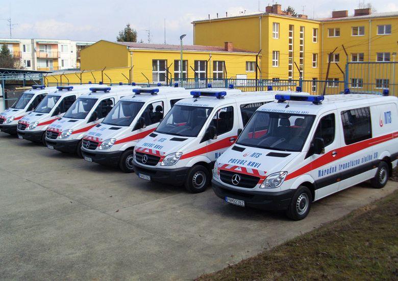 Vozidlo na špeciálnu zdravotnícku potrebu (SZP)