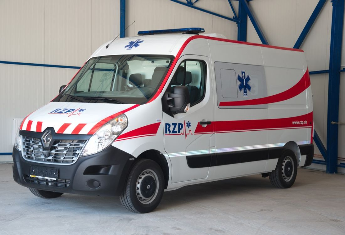 Renault Master PCHR