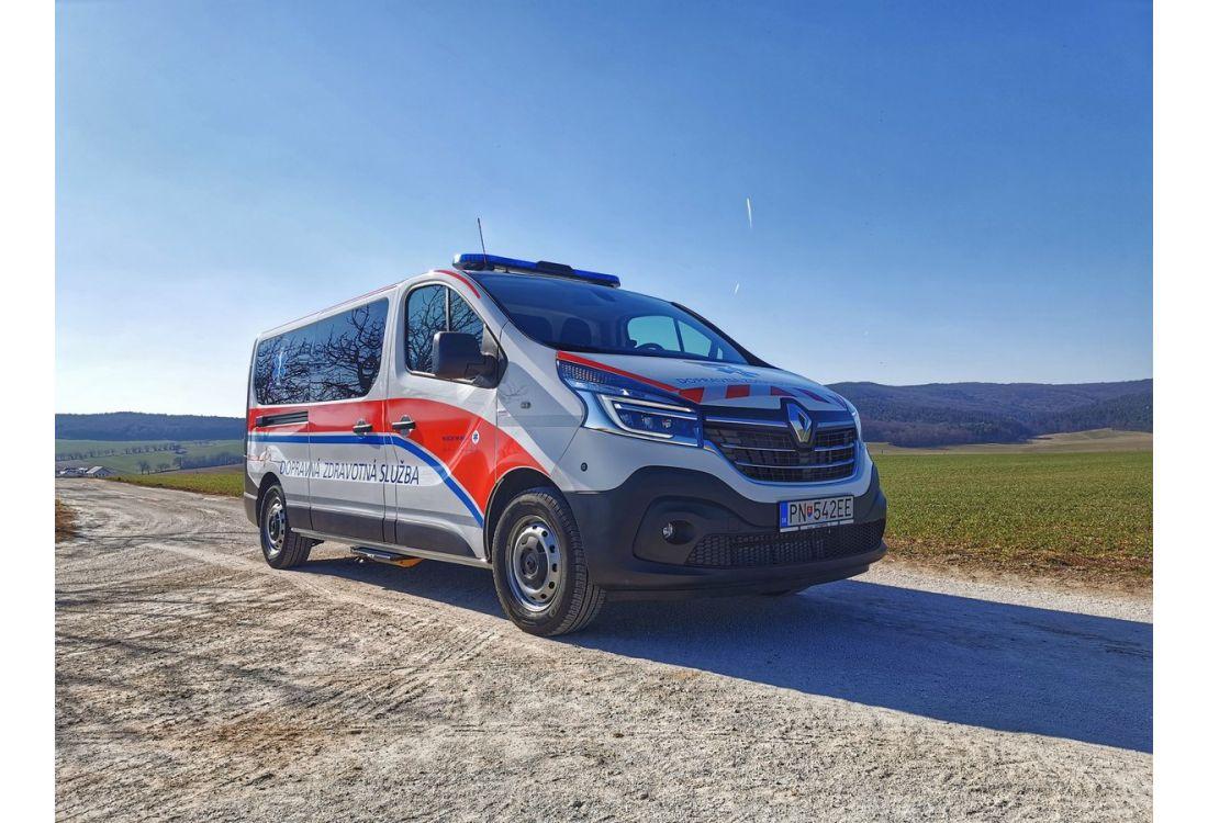 Renault Trafic PCHR