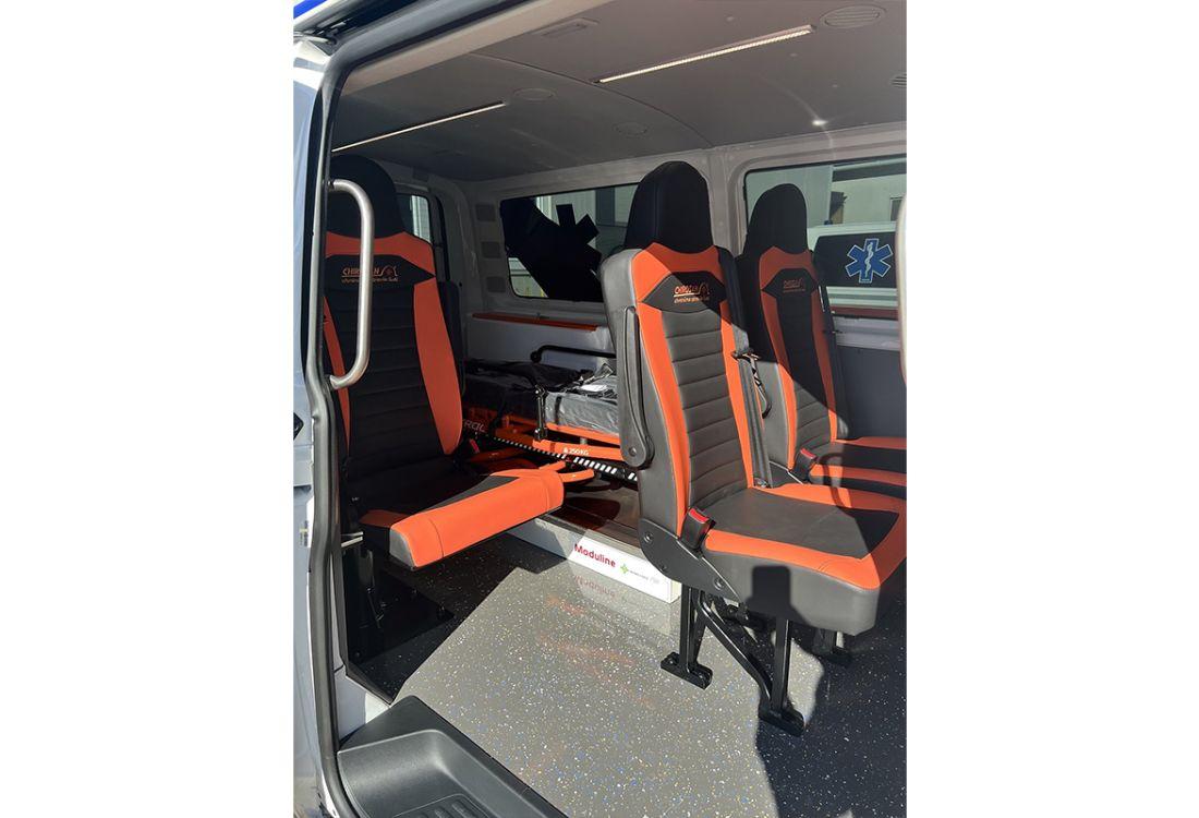 VW Transporter T6 PCHR
